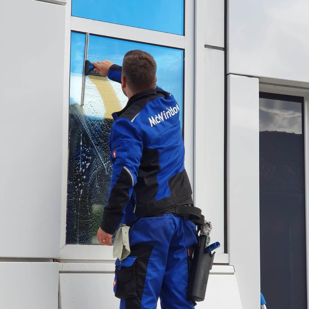 McWindow Fensterputzer